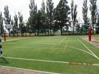 Budowa boiska wielofunkcyjnego w Nowaczkowie