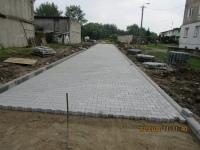 Przebudowa drogi gminnej w Teresinie